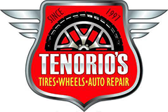 Tenorio Tire Shop, Logo
